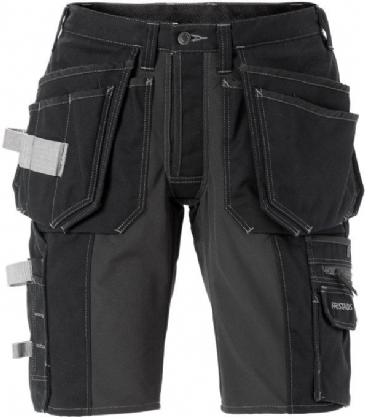 Fristads Stretch Work Shorts 2532 CYD (Black)